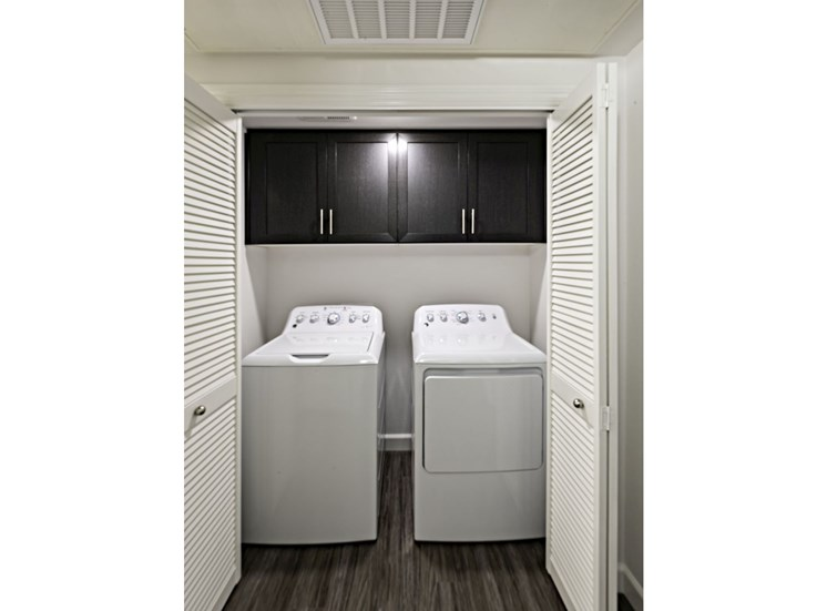 Laundry Area Washer and Dryer