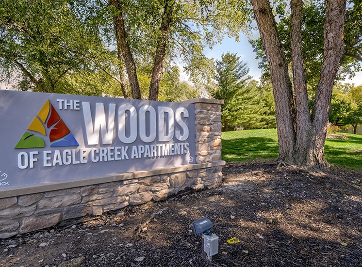 Welcome Home to The Woods of Eagle Creek!