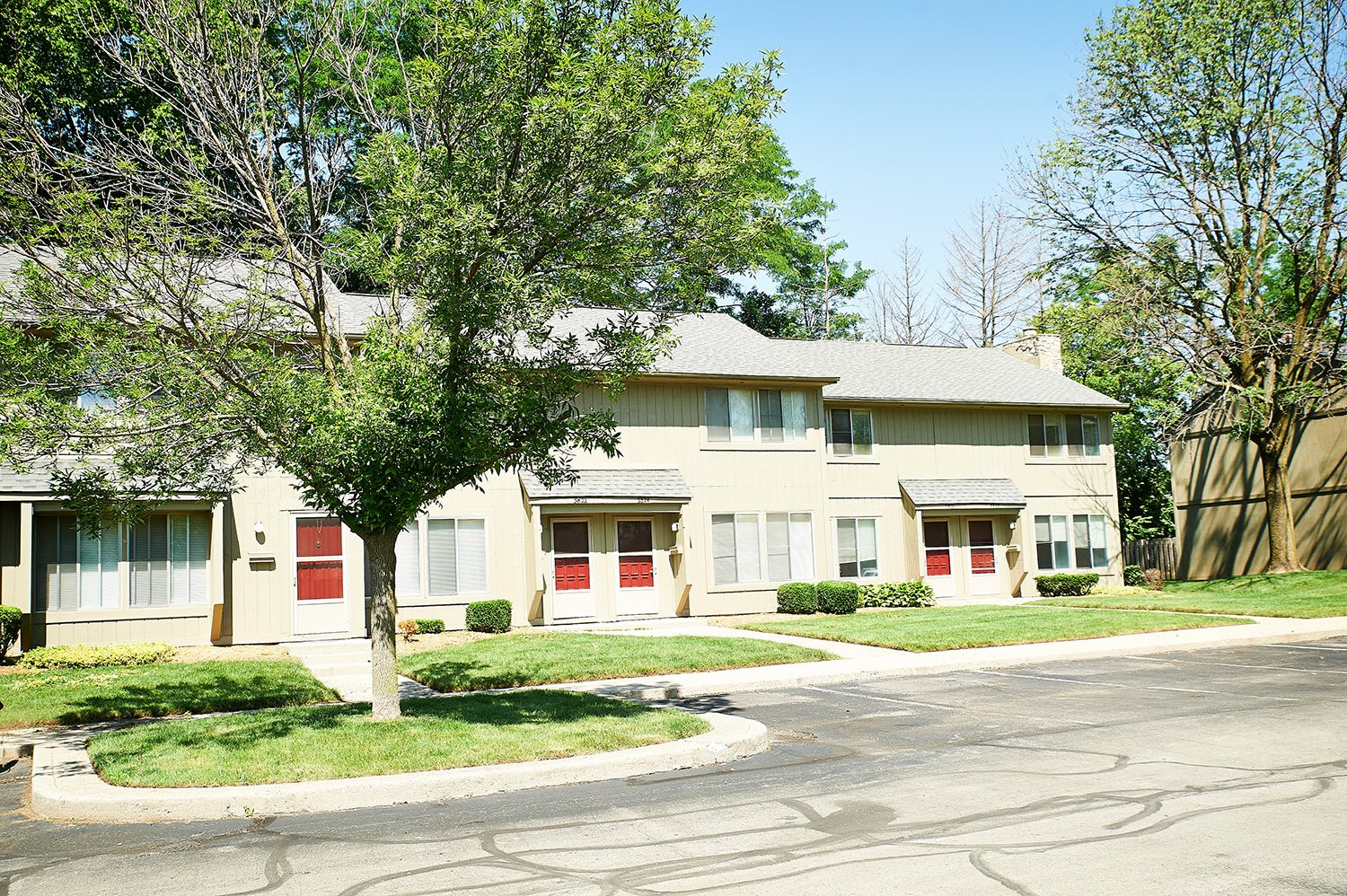 Pike Township Cheap Apartment Community