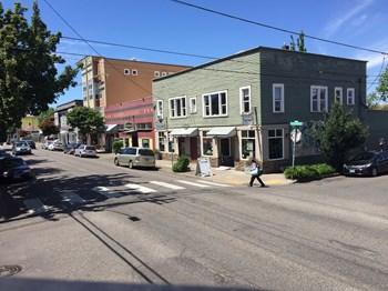 1627 NE Alberta Studio Apartment for Rent Photo Gallery 1