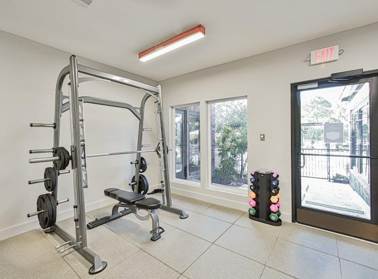 Assisted Weight Bench