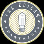 The Edison Apartments Logo