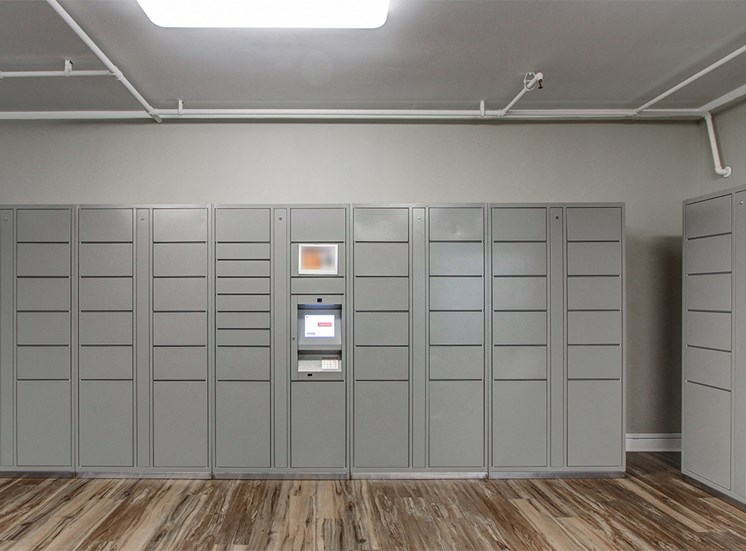 Mail Center at Woods of Fairfax