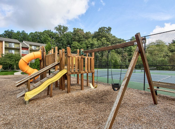 Play Park at Woods of Fairfax