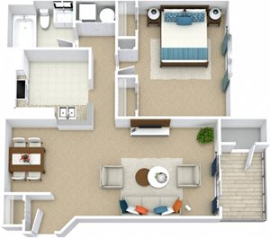 Stoney Ridge Apartments 14397 Westminster Lane 11 Woodbridge Va
