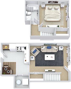 Aden Park Townhomes Apartments In Richmond Va
