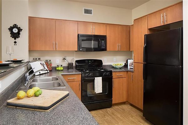 Carillon Apartments 48 De Soto Avenue Woodland Hills CA RENTCafé Simple Kitchen Remodeling Woodland Hills Concept Property