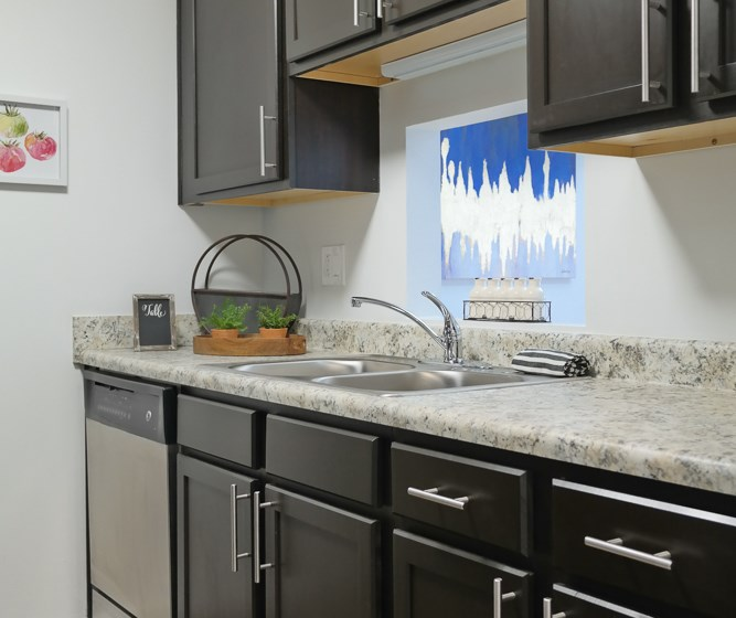 Apartments in West Carrollton, OH Kitchen