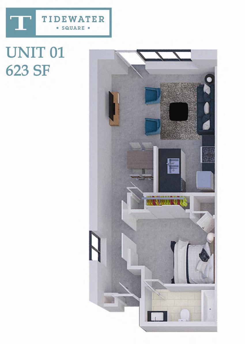 Tidewater Square Unit 01