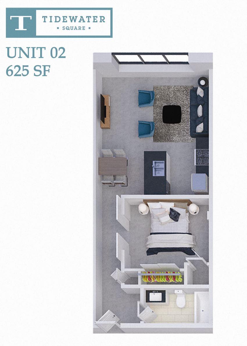 Tidewater Square Unit 02