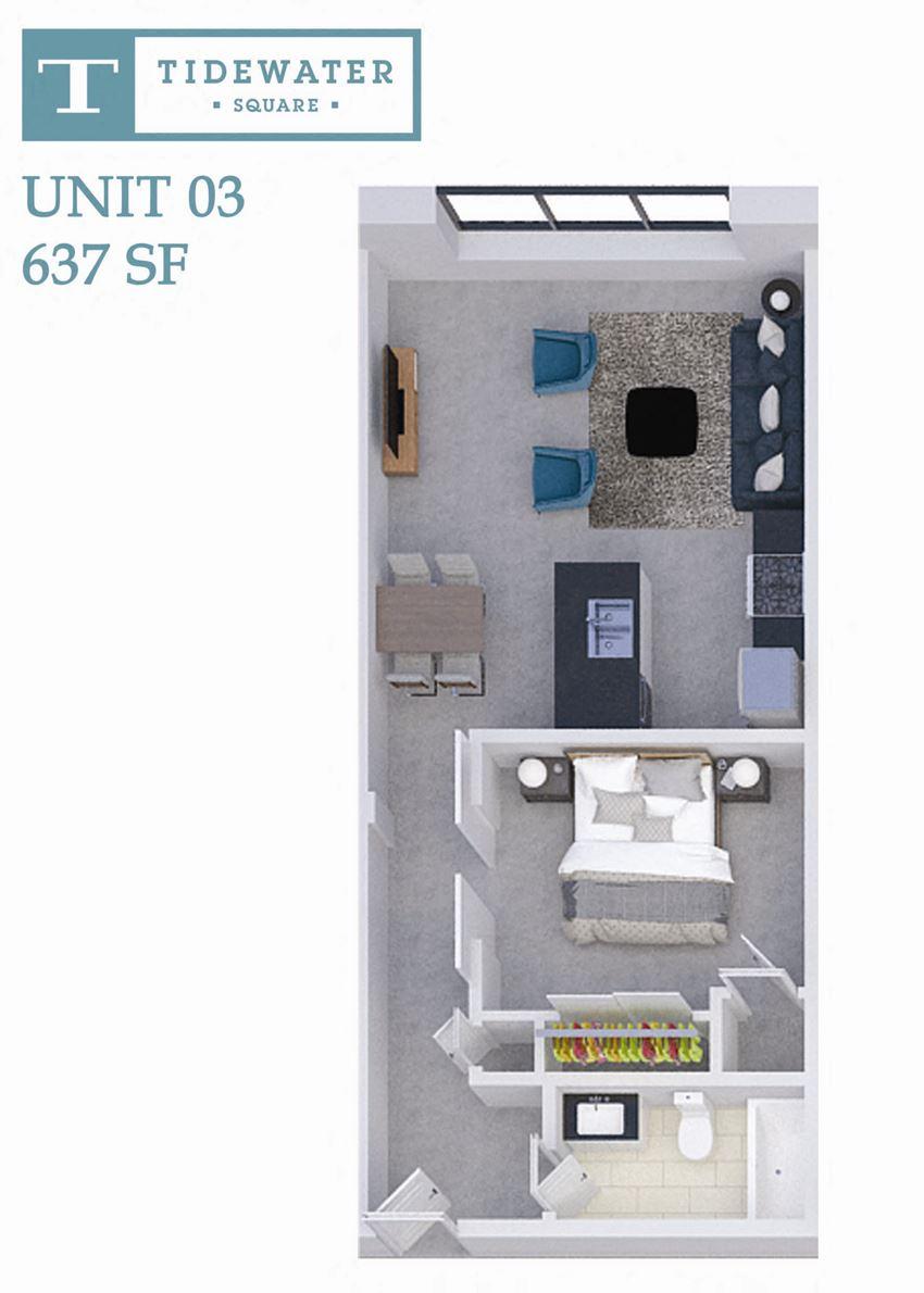 Tidewater Square Unit 03