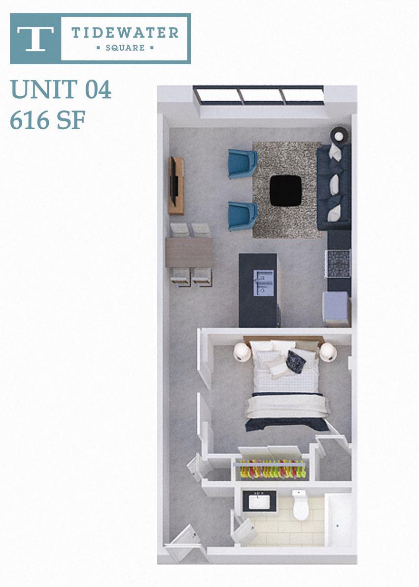 Tidewater Square Unit 04