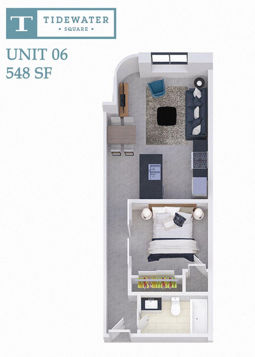 Tidewater Square Unit 06