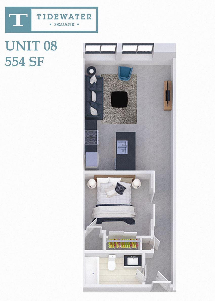Tidewater Square Unit 08