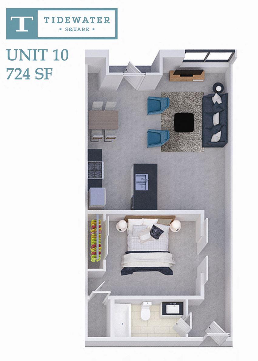 Tidewater Square Unit 10