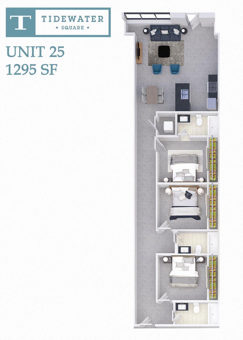 Tidewater Square Unit 25