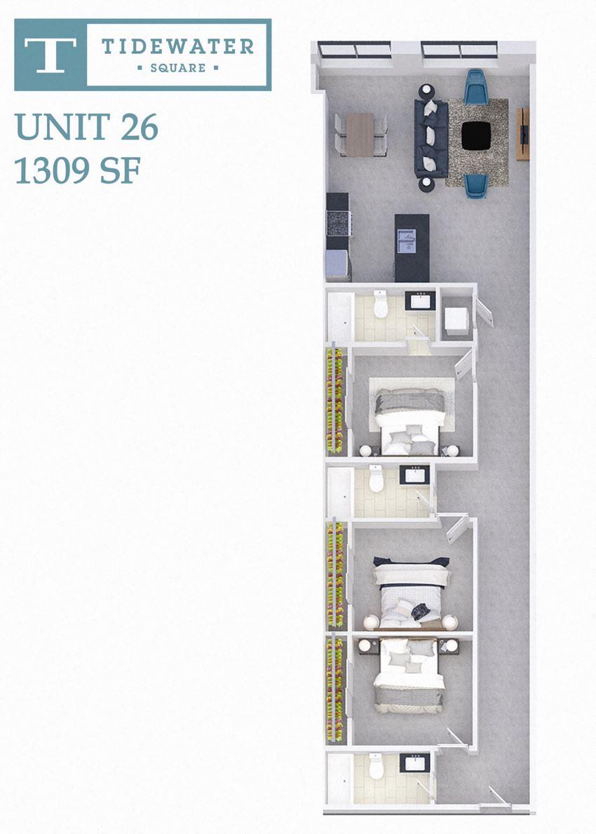 Tidewater Square Unit 26