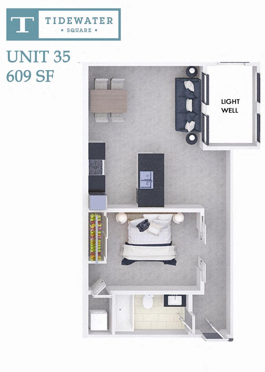 Tidewater Square Unit 35