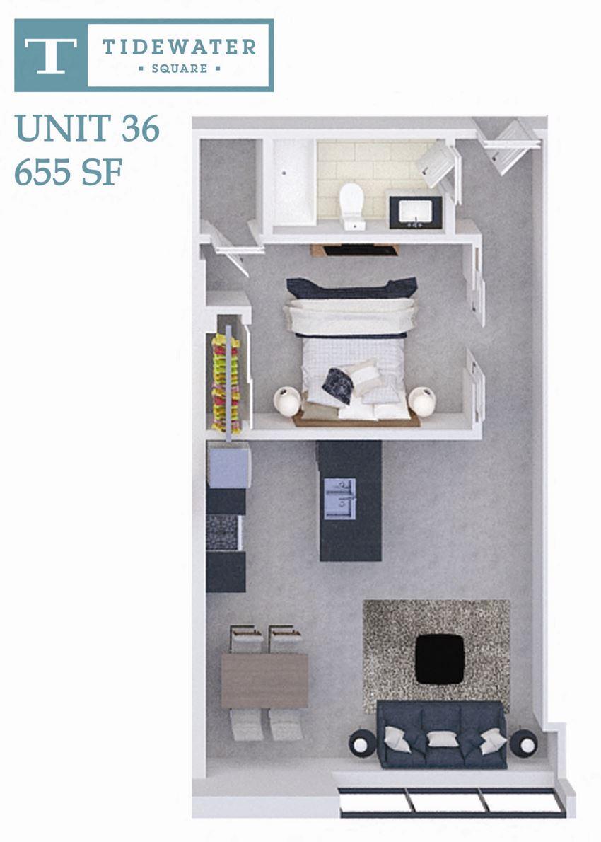 Tidewater Square Unit 36