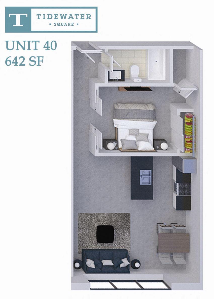 Tidewater Square Unit 40