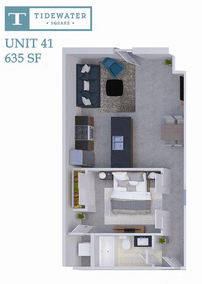 Tidewater Square Unit 41