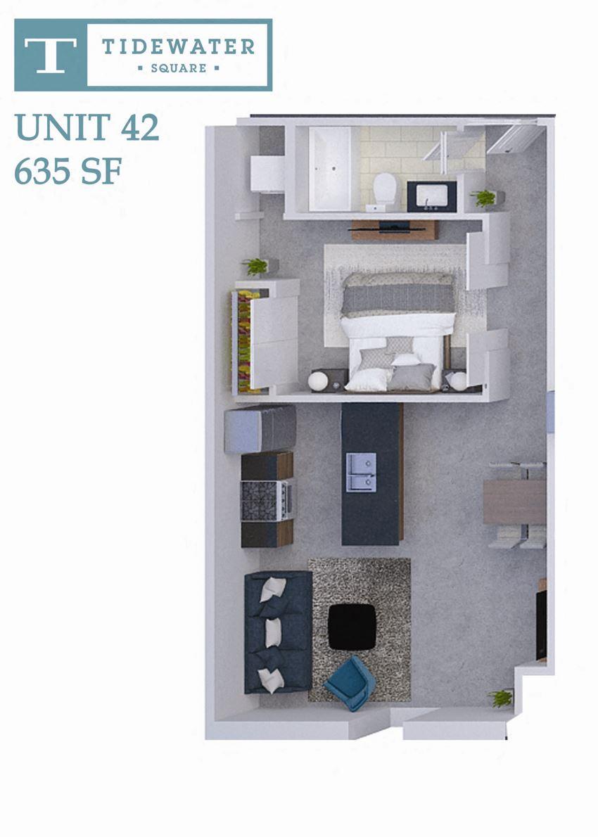 Tidewater Square Unit 42