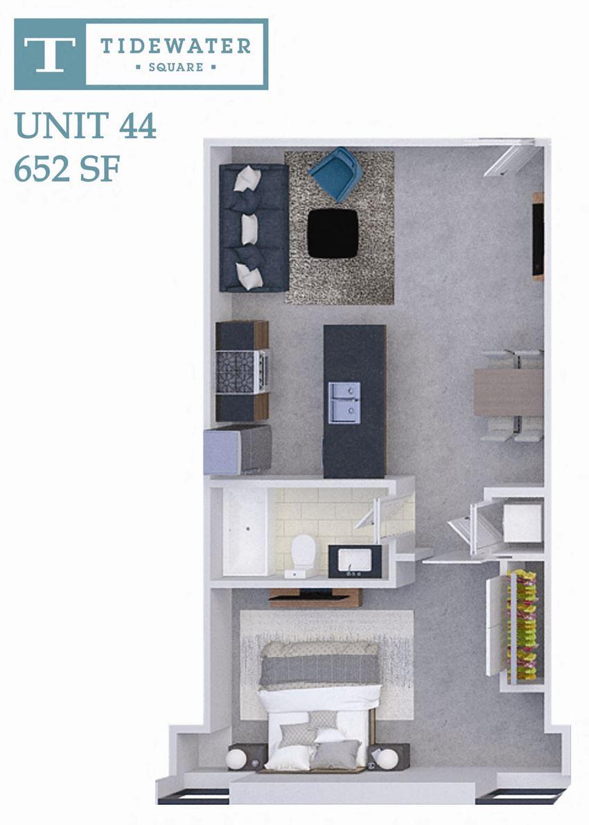 Tidewater Square Unit 44