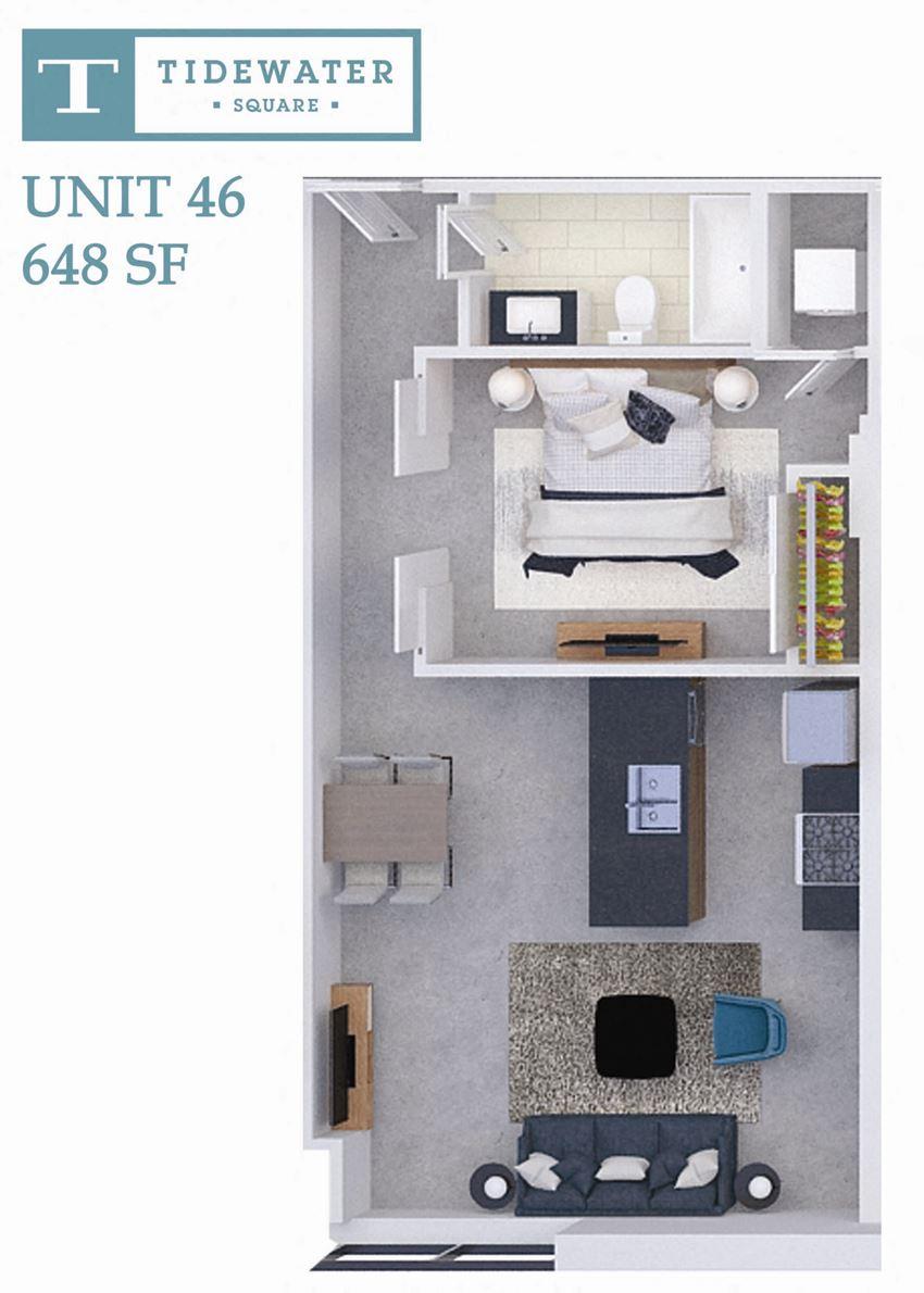 Tidewater Square Unit 46
