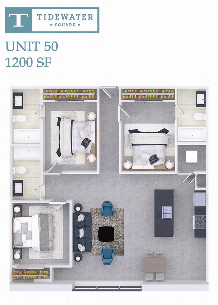 Tidewater Square Unit 50