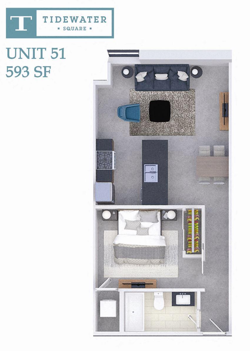 Tidewater Square Unit 51