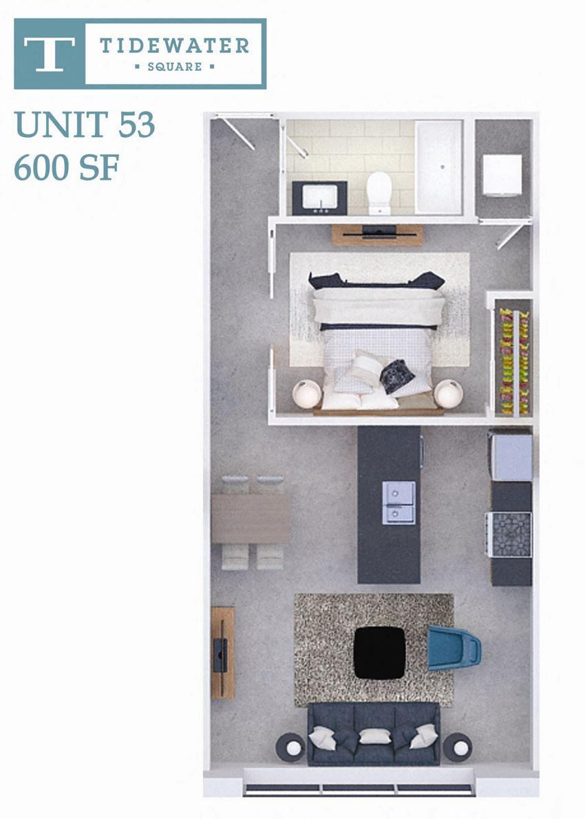 Tidewater Square Unit 53