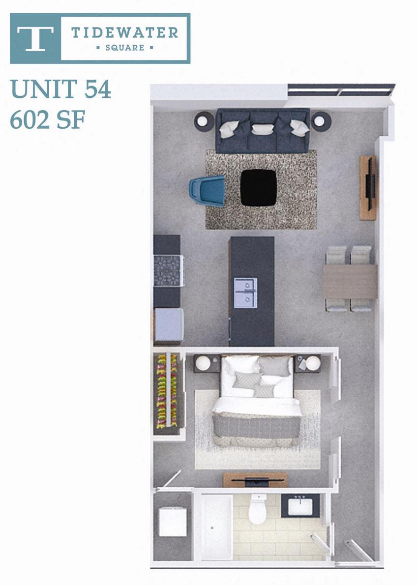Tidewater Square Unit 54