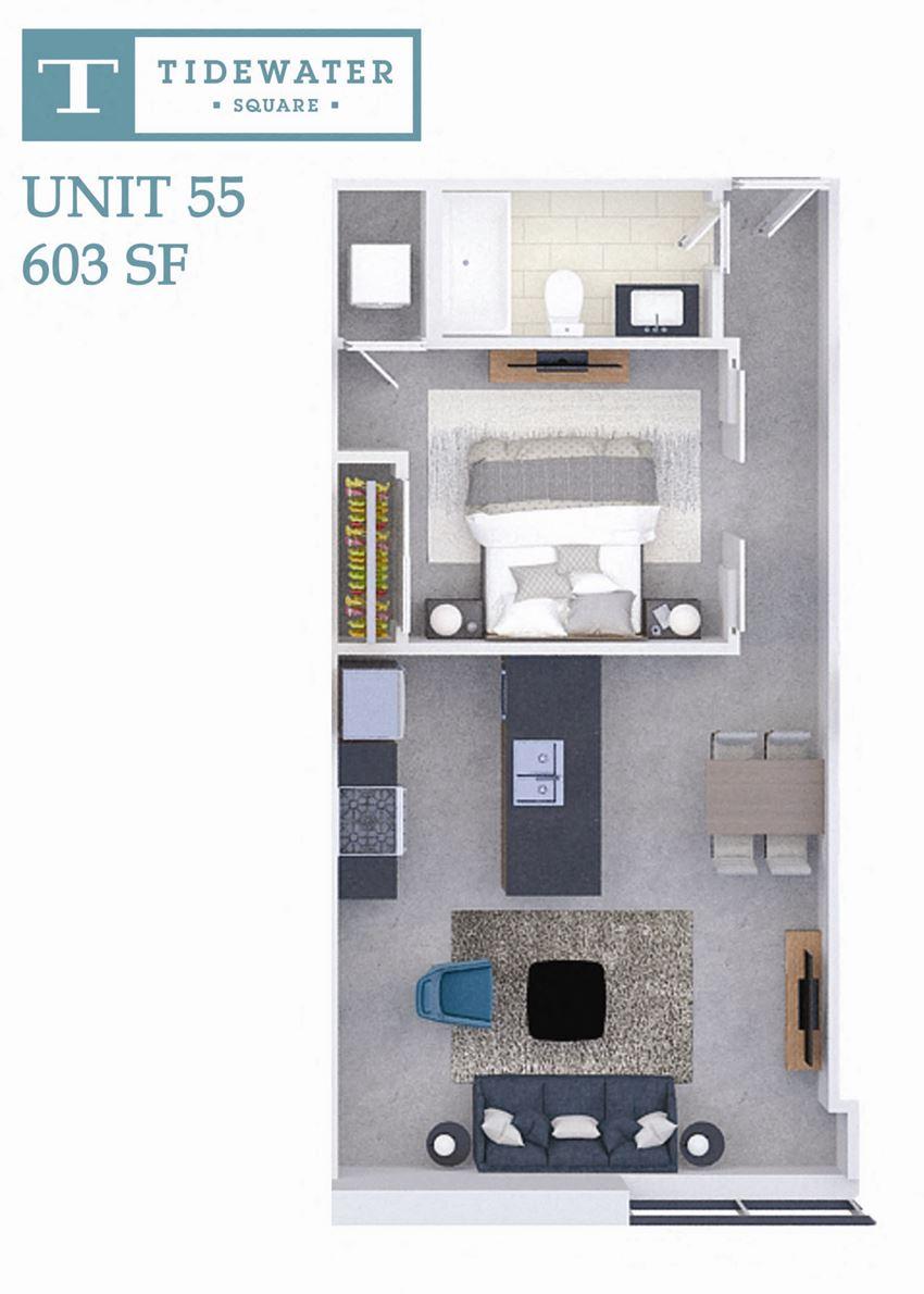 Tidewater Square Unit 55