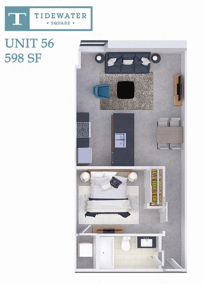 Tidewater Square Unit 56