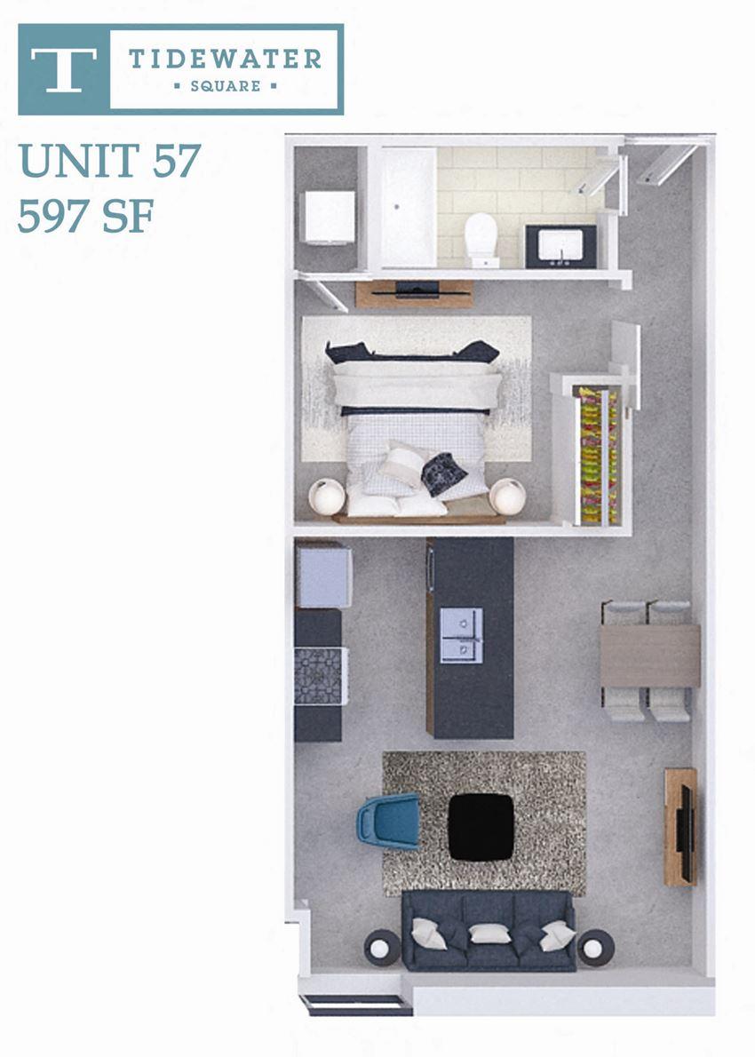 Tidewater Square Unit 57