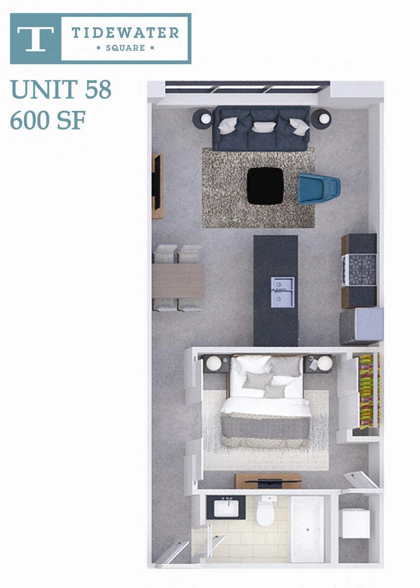 Tidewater Square Unit 58