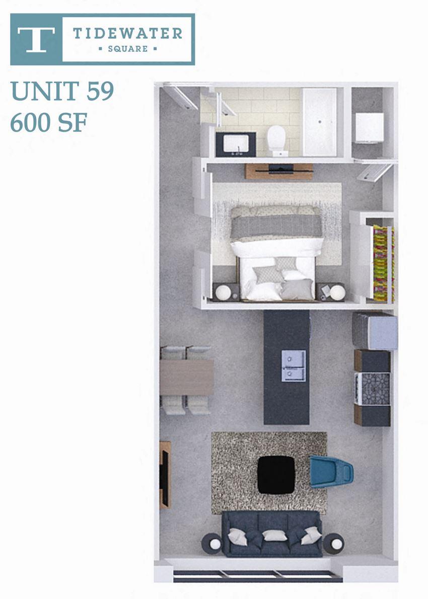 Tidewater Square Unit 59