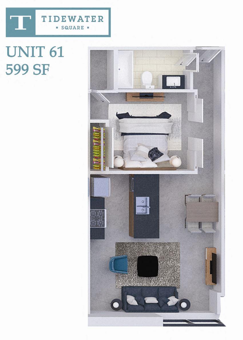 Tidewater Square Unit 61