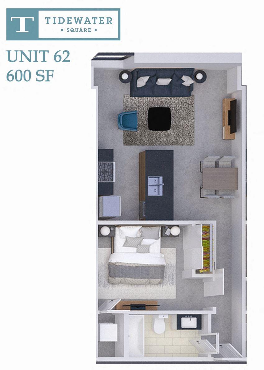 Tidewater Square Unit 62