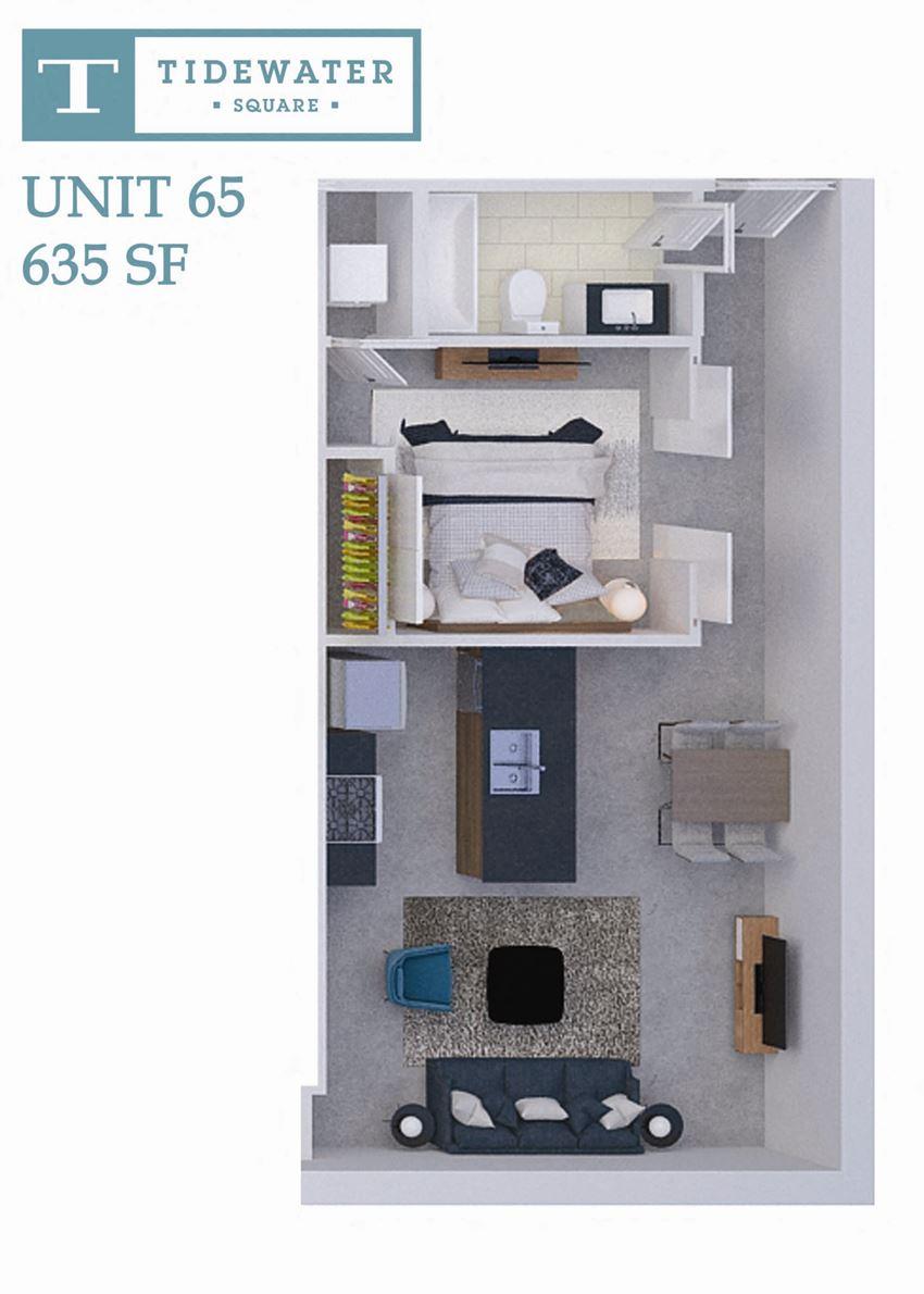 Tidewater Square Unit 65