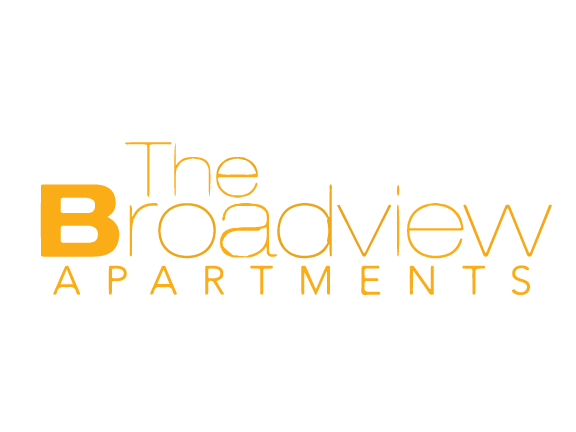 The Broadview Apartments logo