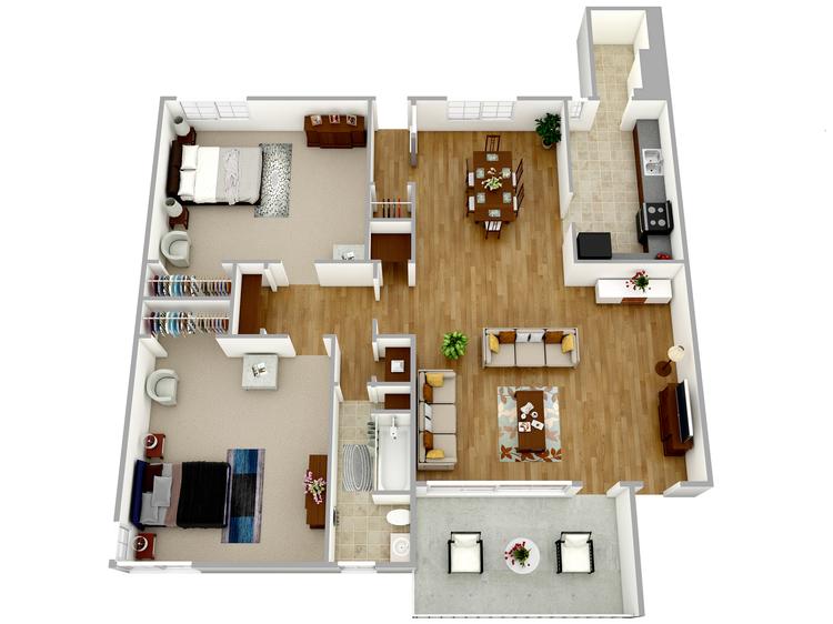 WC21 Floor Plan 19