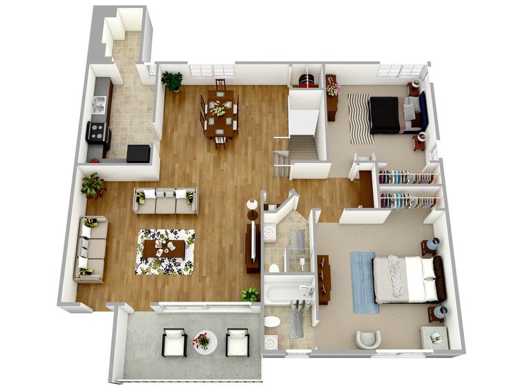 WC22 Floor Plan 20