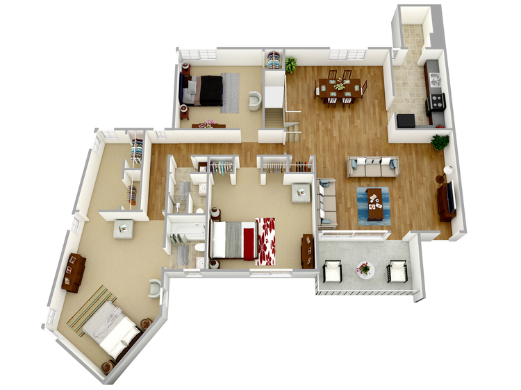 WC32 Floor Plan 21