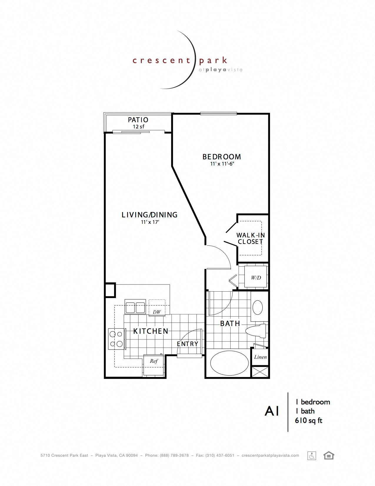 Chic Floor Plan 1