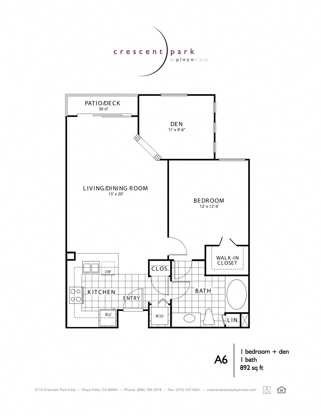 Classic Floor Plan 6