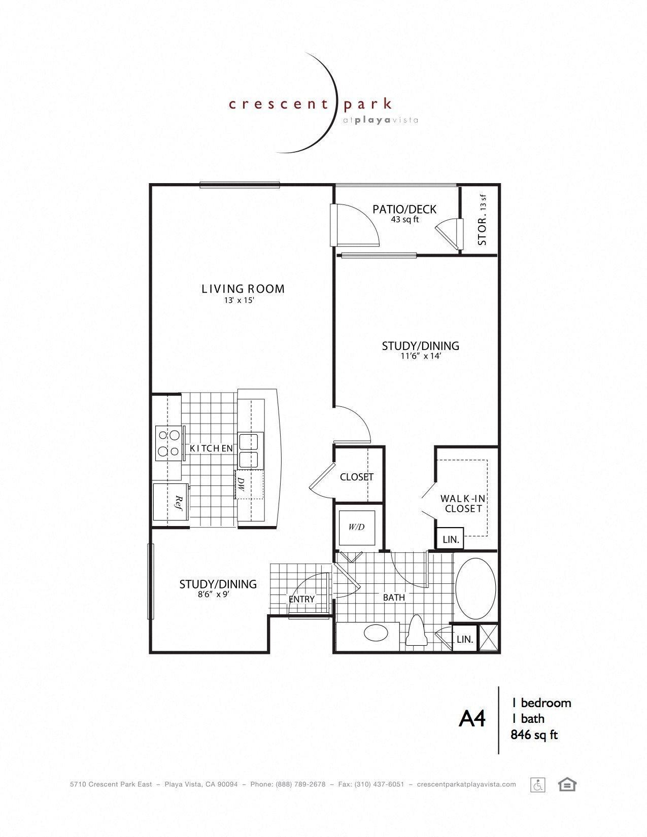 Fresh Floor Plan 4