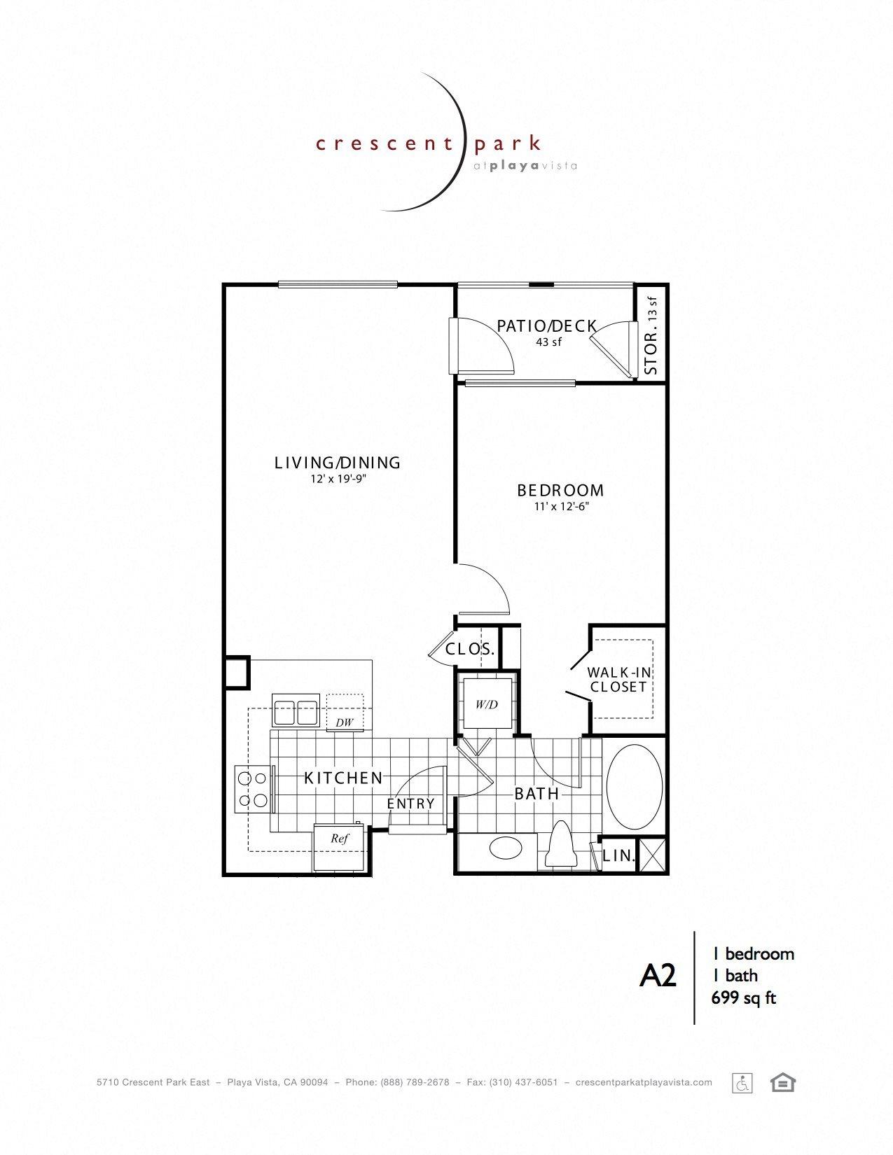 Stylish Floor Plan 2