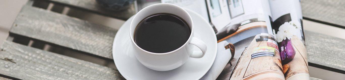 Coffee Mug Sitting on Table