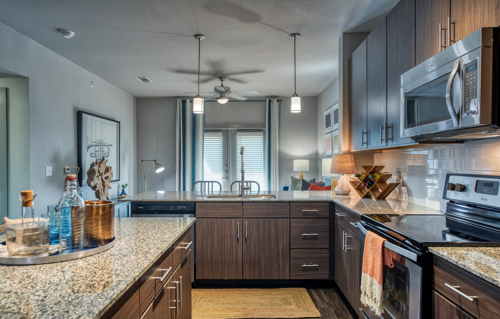 island kitchens in uptown dallas tx